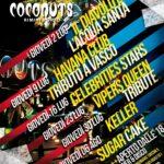 Coconuts Rimini, Celebrities Stars