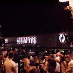 Discoteca Coconuts Rimini, djs Mauro Catalini Rafael Nunez Romoletto e Danilo Rossini