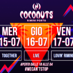 Discoteca Coconuts Rimini, Sunday Night Party