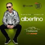 Albertino guest dj al Gattopardo di Alba Adriatica