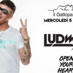 Discoteca Gattopardo Alba Adriatica, guest Ludwig