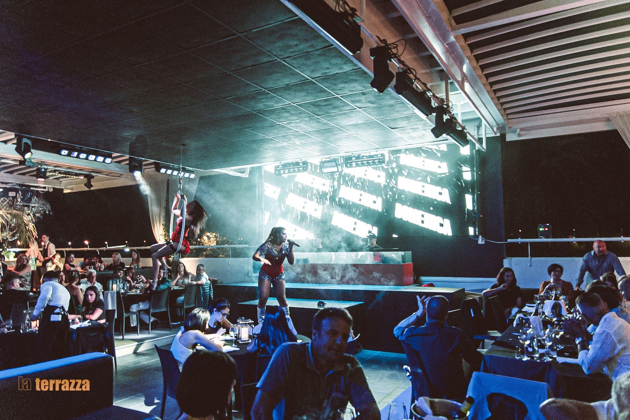 Primo Dance Hall di Settembre alla Discoteca La Terrazza di San Benedetto Del Tronto