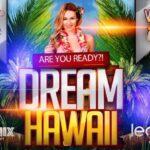 Dream Hawaii alla discoteca Le Gall di Porto San Giorgio
