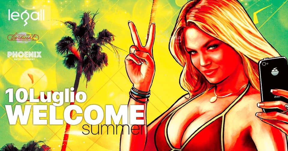 Le Gall Porto San Giorgio, Welcome Summer Young Night