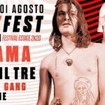 Flex Fest alla Discoteca Mamamia di Senigallia
