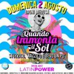 Latin Power special guest alla discoteca Medusa di San Benedetto Del Tronto