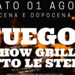 Bagni Medusa San Benedetto Del Tronto, Grill show in riva al mare