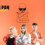 Il Pagante alla Discoteca Peter Pan di Riccione