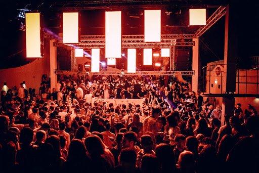 Discoteca Peter Pan Riccione, White Party