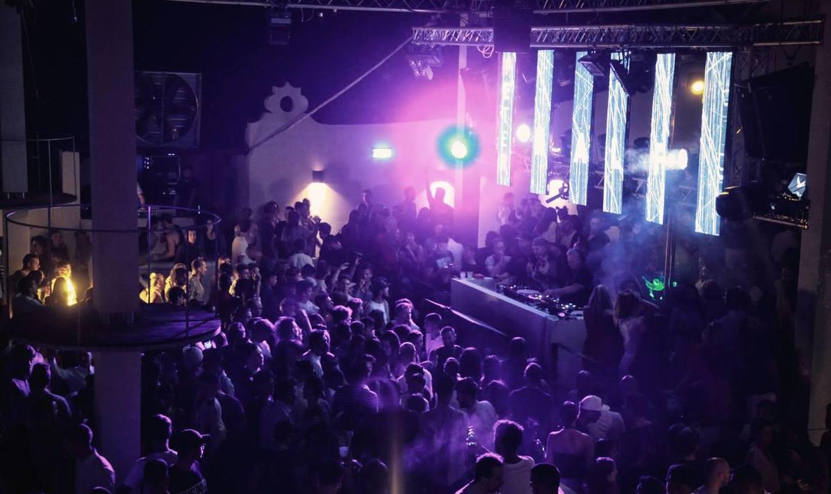 White Party Closing alla Discoteca Peter Pan di Riccione