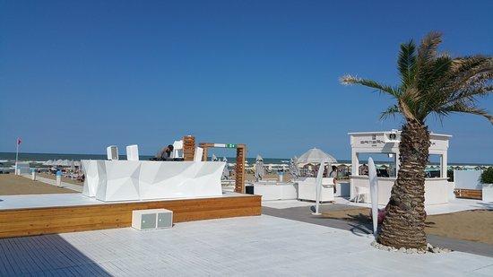 Samsara Beach Riccione, La Notte Rosa 2020