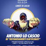 Antonio lo Cascio allo Shada di Civitanova Marche