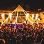 White Party di Ferragosto alla Villa Delle Rose di Riccione