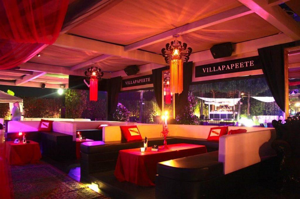 Discoteca Villa Papeete Milano Marittima, secondo evento Estate 2020