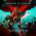 Inaugurazione estate 2020 discoteca Villa Papeete Milano Marittima