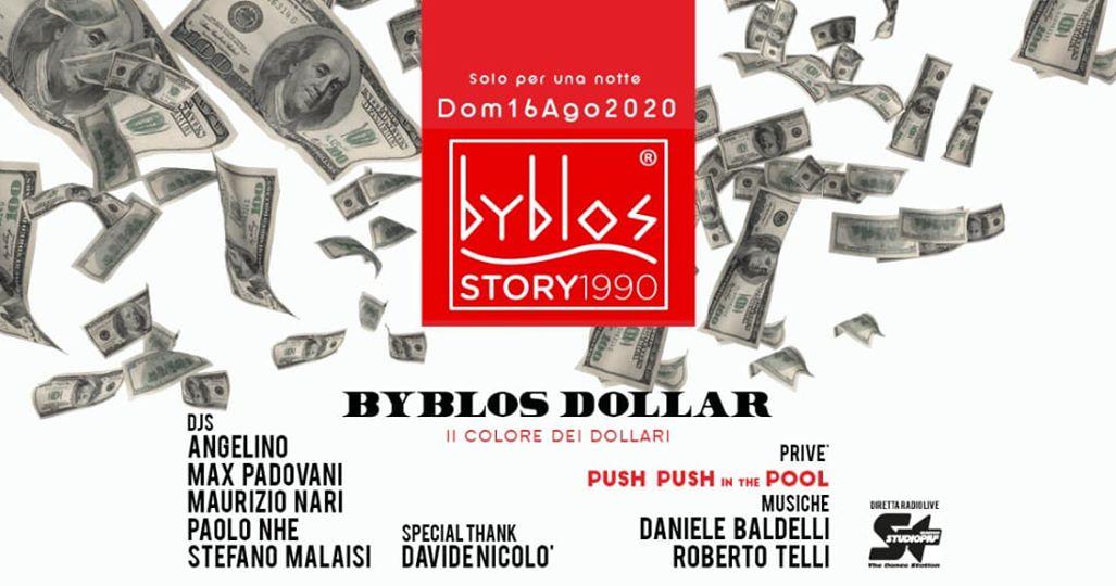 Ferragosto Byblos Story Riccione