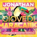 Maracaibo pre Ferragosto alla discoteca ristorante Jonathan di San Benedetto Del Tronto
