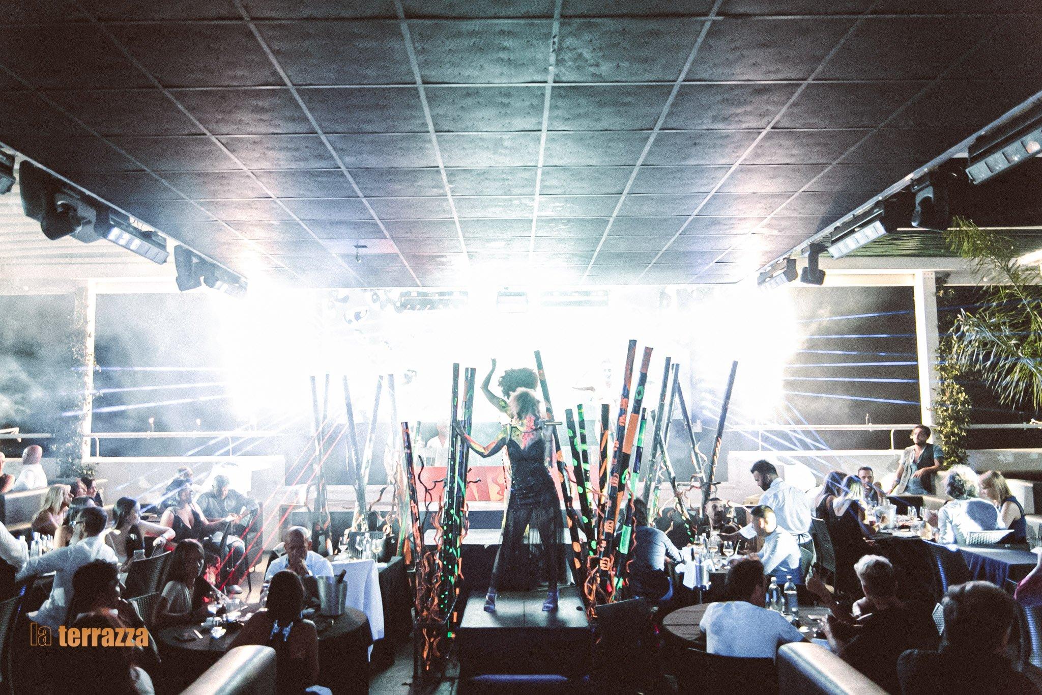 Discoteca La Terrazza San Benedetto Del Tronto, secondo evento Mucca Pazza 2