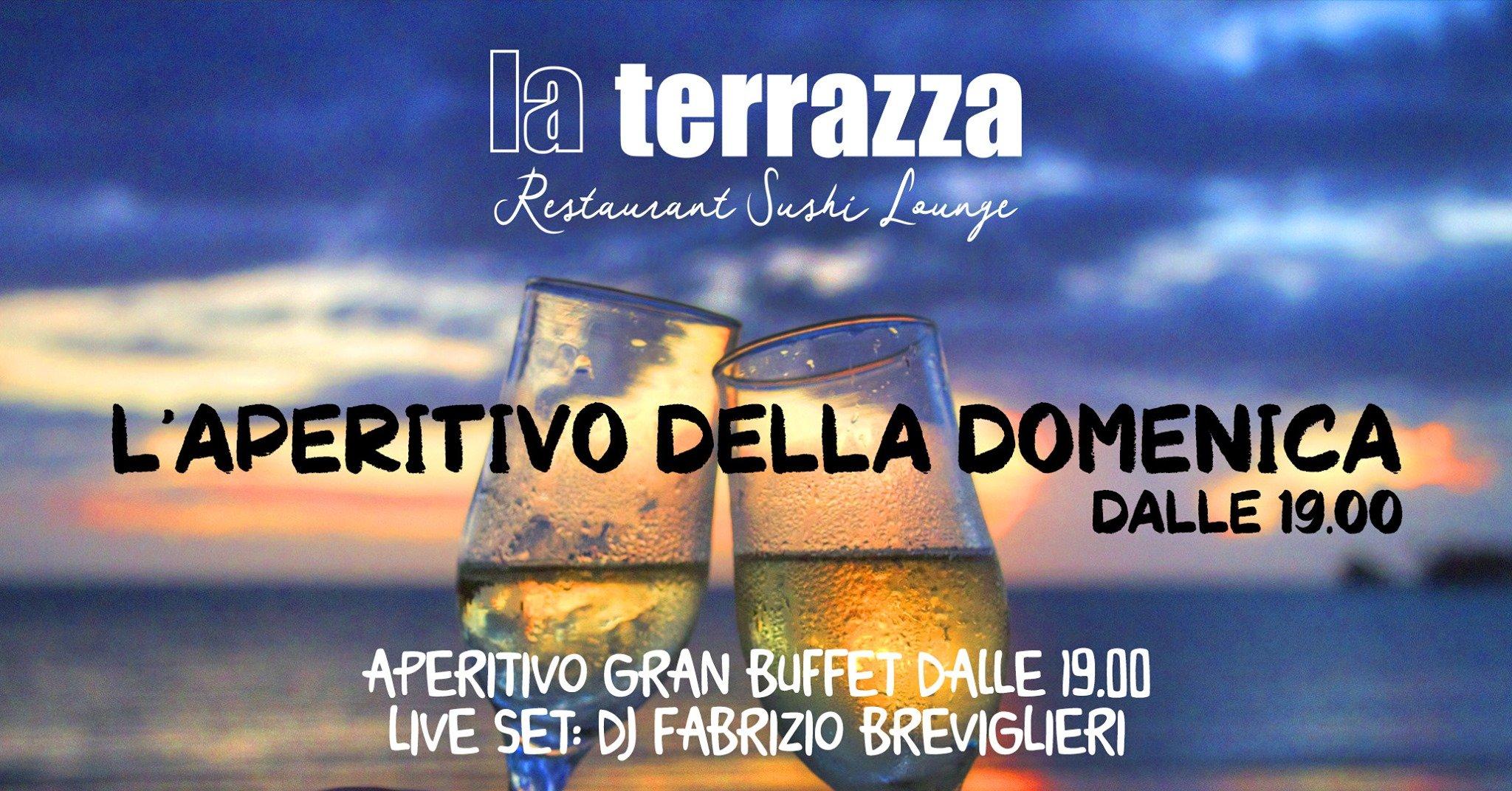 Fabrizio Breviglieri dj set a La Terrazza di San Benedetto Del Tronto