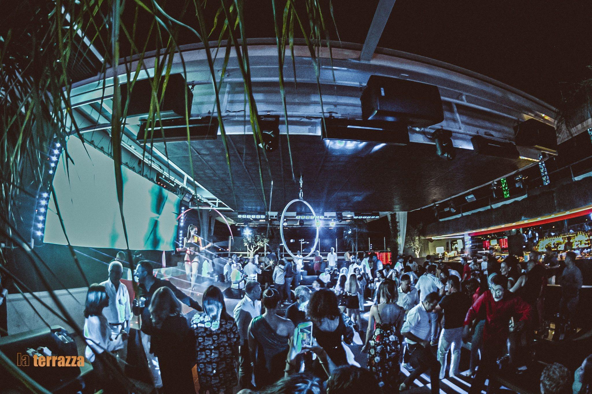Red Passion alla Discoteca La Terrazza di San Benedetto Del Tronto