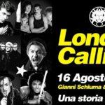 London Calling alla Discoteca Medusa di San Benedetto Del Tronto