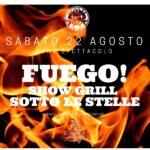 Grill show sotto le stelle al Medusa di San Benedetto Del Tronto