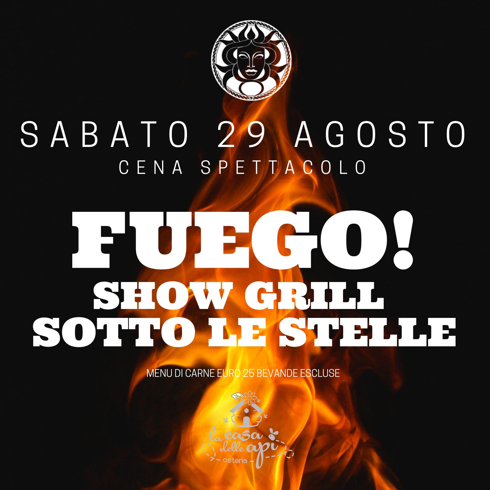 Ultimo evento Estate 2020 del Medusa di San Benedetto Del Tronto