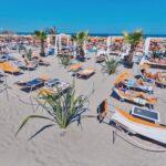 Papeete Beach Milano Marittima, la spiaggia romagnola dei Vip