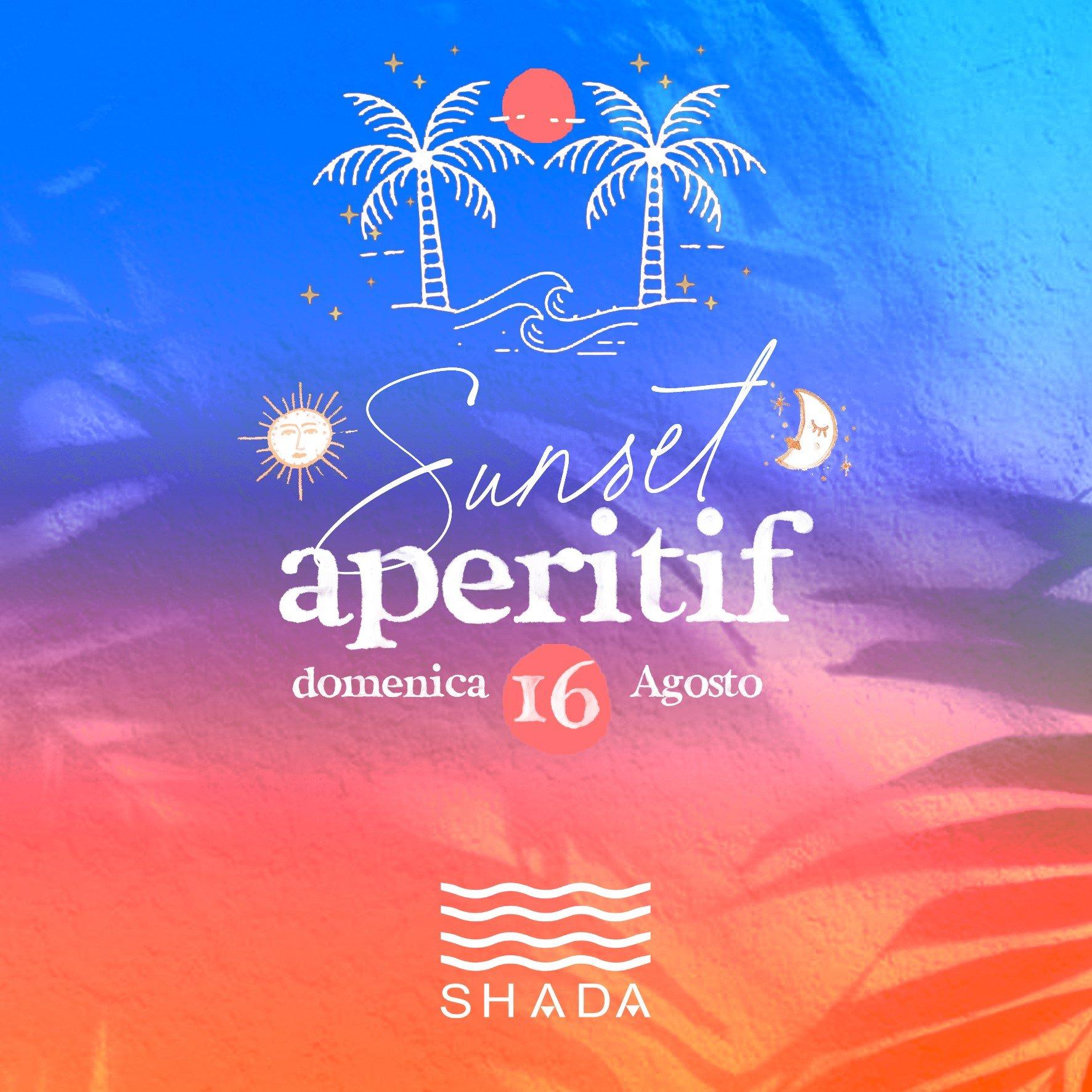 Discoteca Shada Civitanova Marche, Sunset Aperitif post Ferragosto