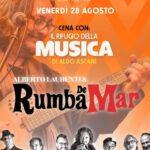 Alberto Laureati e i Rumba De Mar allo Shada di Civitanova Marche