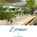 Inizia la settimana a La Serra ristorante di Civitanova Marche