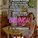 Le Milton Beach Rimini, brunch all'italiana