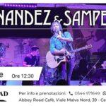 Abbey Road Music Club Cervia, a pranzo con Hernandez & Sampedro Duo