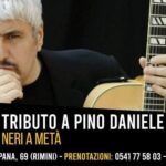 House of Rock Rimini, tributo a Pino Daniele