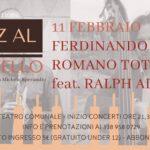Teatro comunale Porto San Giorgio, Ferdinando Romano Totem feat Ralph Alessi