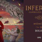 "Claver Gold & Murubutu ""Infernvm tour"" al Link di Bologna"
