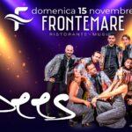 Il pranzo spettacolo con i Jbees al Frontemare di Rimini