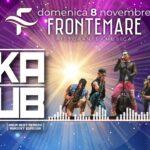 Il pranzo spettacolo con i Moka Club al Frontemare di Rimini