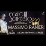 Massimo Ranieri al Teatro Delle Muse di Ancona