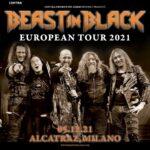 Beast In Black dal vivo, Alcatraz Milano