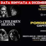 Capitol Pordenone, The Beatles' Abbey Road Live, All Good Chidren Go To Heaven