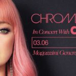 Chromatics in concert with Desire ai Magazzini Generali di Milano