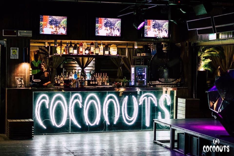 Ferragosto 2021 alla discoteca Coconuts di Rimini