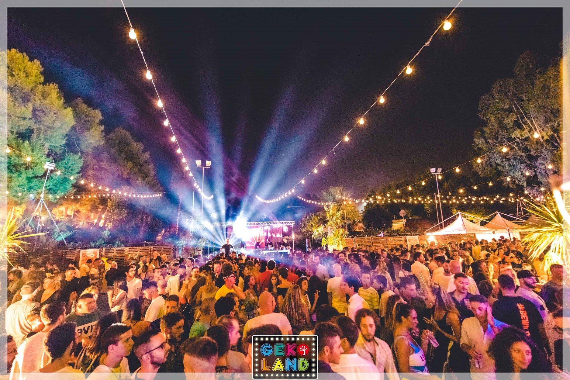 Discoteca Geko di San Benedetto Del Tronto, Ferragosto 2021 parte II