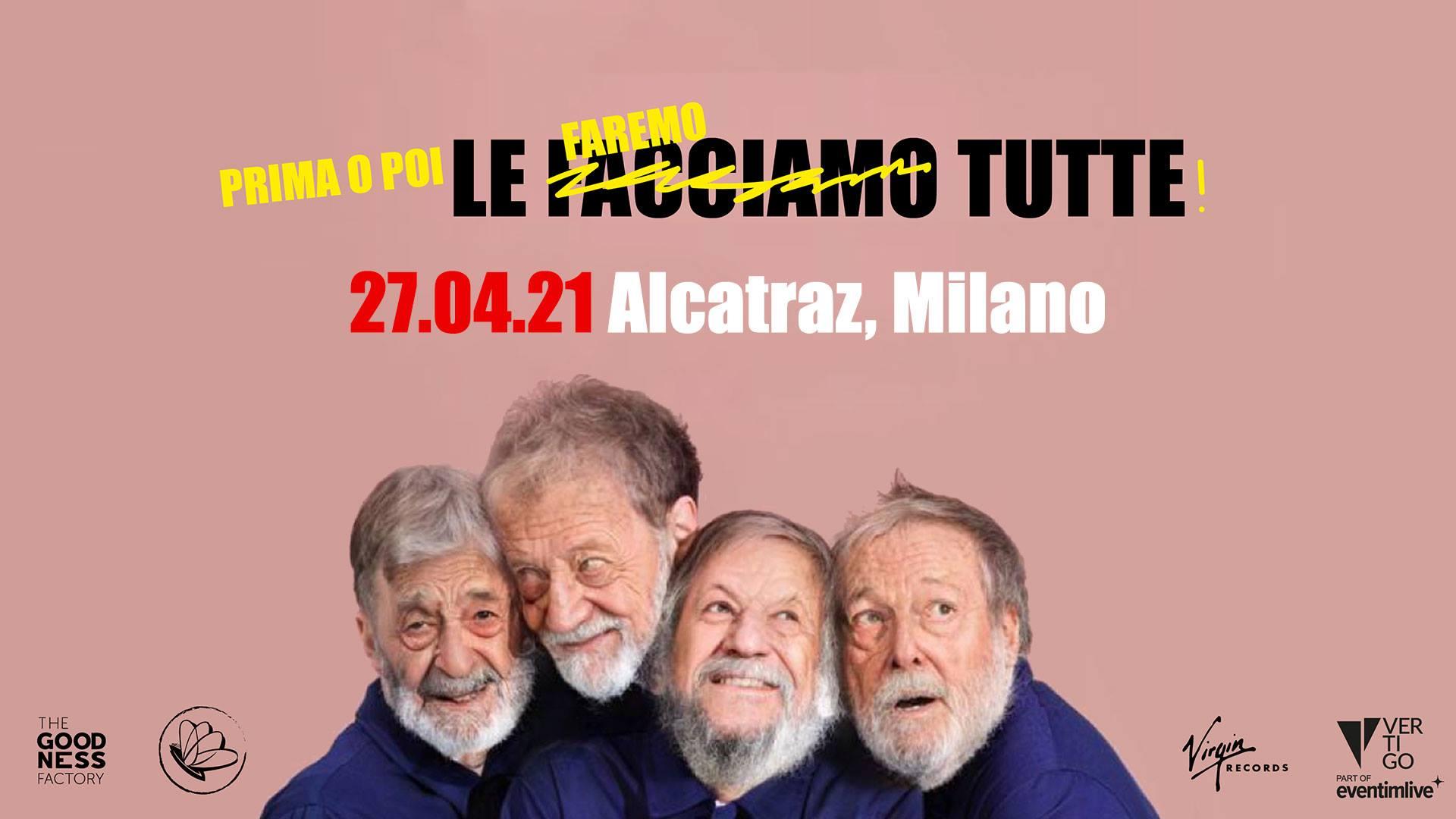 Eugenio In Via Di Gioia, Alcatraz Milano