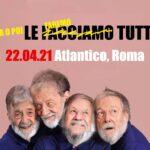 Eugenio In Via Di Gioia, Atlantico di Roma