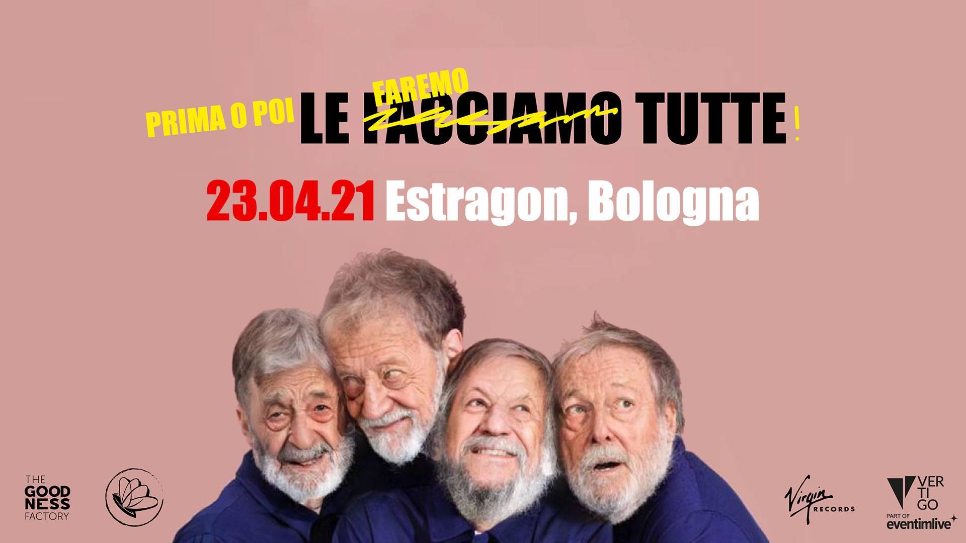 Eugenio In Via Di Gioia, Estragon Club Bologna