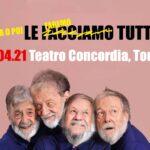 Eugenio In Via Di Gioia, Teatro Concordia Venaria Reale - Torino