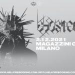 Ghostemane + Guests, Magazzini Generali Milano