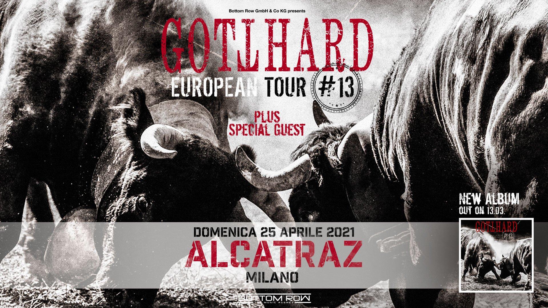 Gotthard a Milano, Alcatraz